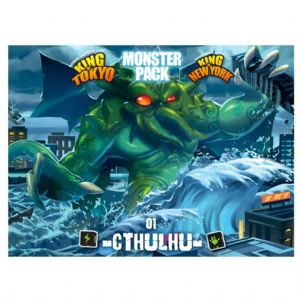 King of Tokyo / King of New York: Monster Pack #1 - Cthulhu